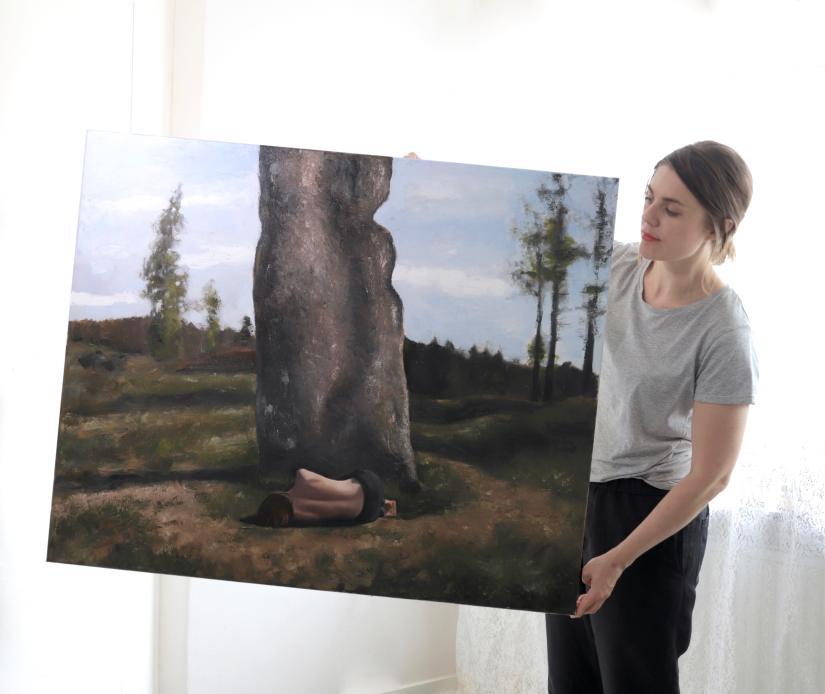 Ida Gudmundsson, Malingsbo. kopia